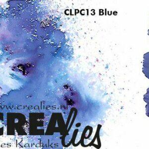 Crealies Pigment Colorzz Poeder Blauw CLPC13