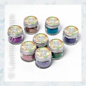 Lavinia StarBrights Eco Glitter - Chrism. Tinsel