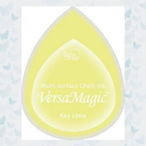 VersaMagic Dew Drop Key Lime GD-000-039