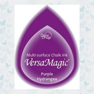 VersaMagic Dew Drop Purple Hydrangea GD-000-055