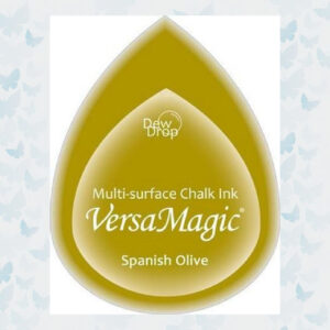 VersaMagic Dew Drop Spanish Olive GD-000-059