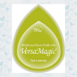 VersaMagic Dew Drop Tea Leaves GD-000-060