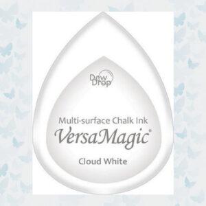 VersaMagic Dew Drop Cloud White GD-000-092