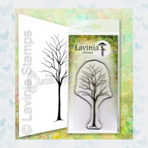 Lavinia Clear Stamps Birch LAV649