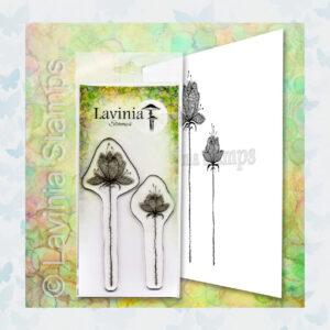 Lavinia Clear Stamps Lilium Set LAV654