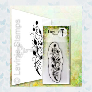 Lavinia Clear Stamps Thistle LAV656
