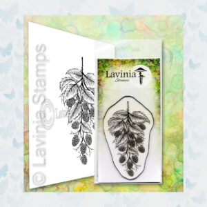 Lavinia Clear Stamps Blackberry LAV659