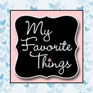 My Favorite Things Snijmallen