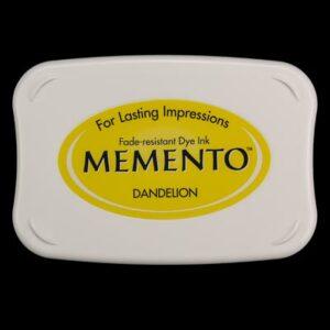 Memento inktkussen Large Dandelion ME-000-100
