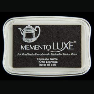 Memento Luxe Ink Pad Espresso Truffle ML-000-808