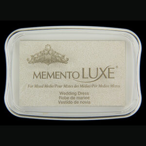 Memento Luxe Ink Pad Wedding Dress ML-910