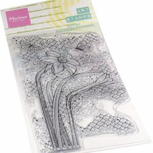 Marianne Design Clear Stamps Art stamps - Daffodile MM1641