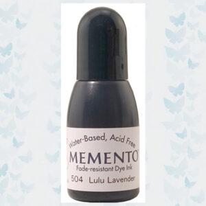 Memento Re-inker RM-000-504 - Lulu Lavender