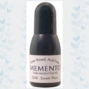 Memento Re-inker RM-000-506 - Sweet Plum
