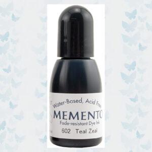 Memento Re-inker RM-000-602 - Teal Zeal