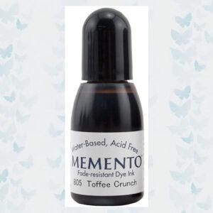 Memento Re-inker RM-000-805 - Toffee Crunch