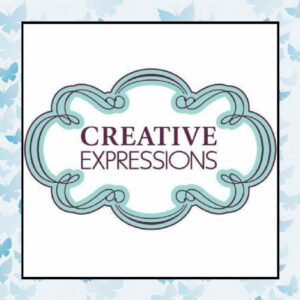 Creative Expressions Clear Stempels