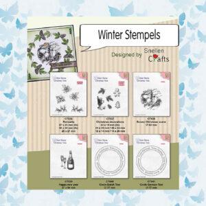 Winter Stempels