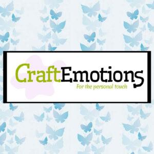 CraftEmotions Pochoirs