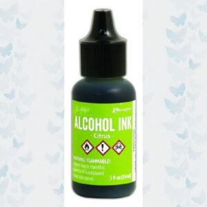 Ranger Alcohol Ink - Citrus TAB25450 Tim Holz