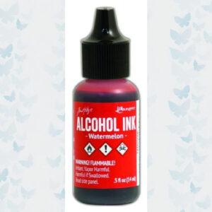 Ranger Alcohol Ink - Watermelon TAB25566 Tim Holz
