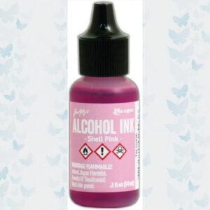 Ranger Alcohol Ink - Shell Pink TAL25436 Tim Holz