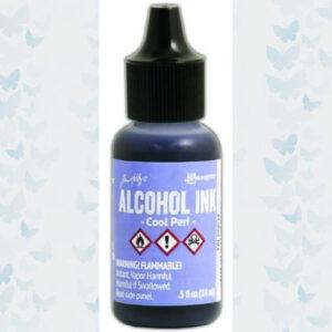 Ranger Alcohol Ink - Cool Peri TAL25634 Tim Holz