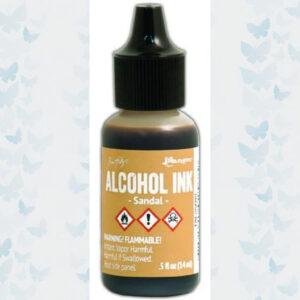 Ranger Alcohol Ink - Salmon TAL25672 Tim Holz