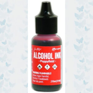 Ranger Alcohol Ink - Poppyfield TAL40736 Tim Holz