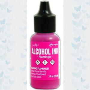 Ranger Alcohol Ink - Flamingo TAL52586 Tim Holz