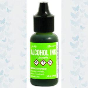 Ranger Alcohol Ink - Limeade TAL52593 Tim Holz