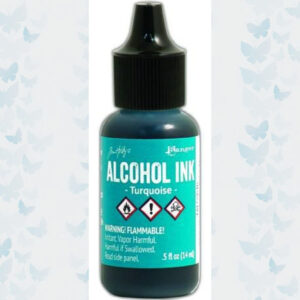 Ranger Alcohol Ink - Turquoise TAL52616 Tim Holz