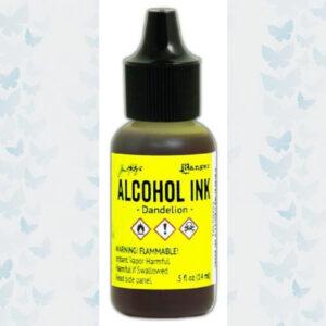 Ranger Alcohol Ink - Dandelion TAL59424 Tim Holz