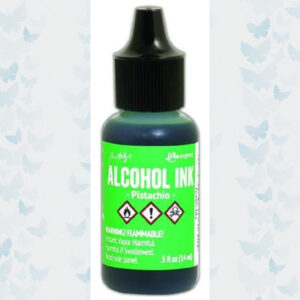 Ranger Alcohol Ink - Pistachio TAL59431 Tim Holz