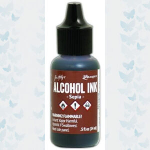 Ranger Alcohol Ink - Sepia TAL59448 Tim Holz