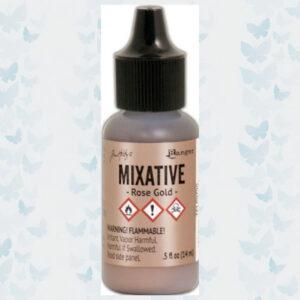 Ranger Alcohol Ink - Mixatives - Rose Gold TAL59790