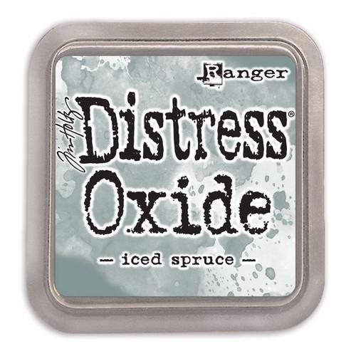 Ranger Distress Oxide - iced spruce TDO56034 Tim Holtz