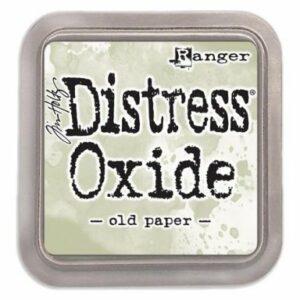 Ranger Distress Oxide - Old Paper TDO56096 Tim Holtz