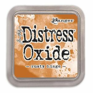 Ranger Distress Oxide - Rusty Hinge TDO56164 Tim Holtz