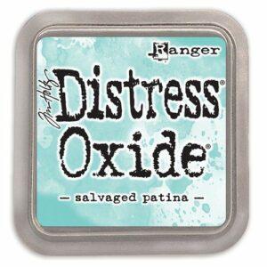 Ranger Distress Oxide - Salvaged Patina TDO72751 Tim Holtz