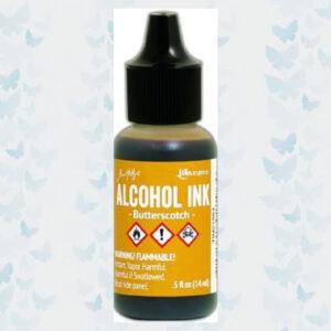 Ranger Alcohol Ink Butterscotch TIM21964