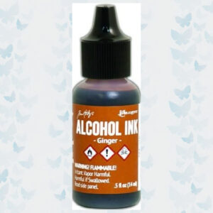 Ranger Alcohol Ink Ginger TIM22046