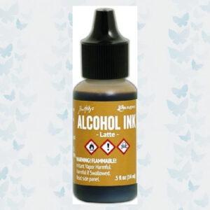 Ranger Alcohol Ink Latte TIM22060