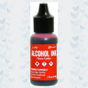 Ranger Alcohol Ink Terra Cotta TIM22213