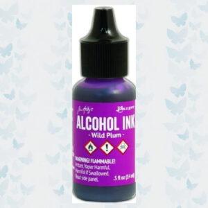 Ranger Alcohol Ink Wild Plum TIM22220