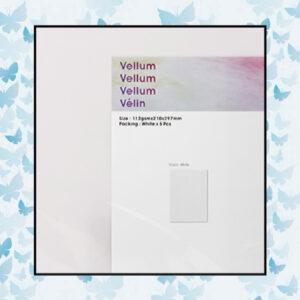 Papiers Vellum/Parchemin