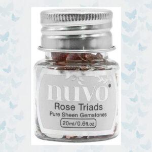 Nuvo Gemstones - Rose Triad 1407N