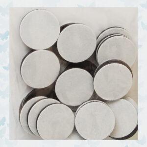 Magneetjes plakbaar 12mm