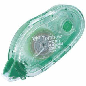 Tombow Glue Tape NON-permanent-blister 19-PN-MK