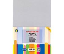 JEJE Acetate Sheets Heat Resistant A5 (3.1035)